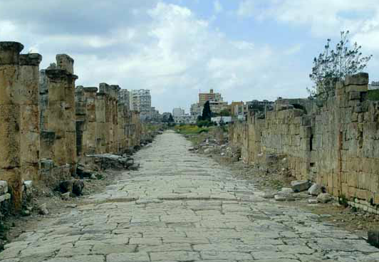 The Ancient Rome